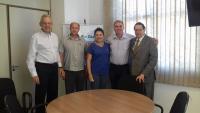 Prefeito Municipal visita diretor da EGR
