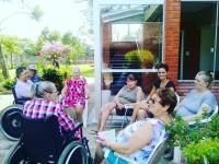 Parceria para atender idosos e pessoas com deficiência mental