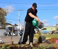 Projeto Florescer Capela deixa a cidade mais bonita